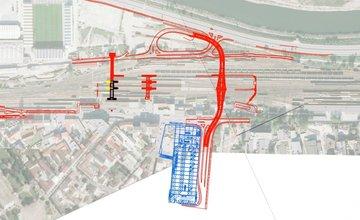 Projektová dokumentácia ŽSR - rekonštrukcia, dostavba a výstavba v uzle Žilina