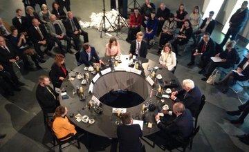 Stretnutie slovenského a nemeckého prezidenta v Žiline