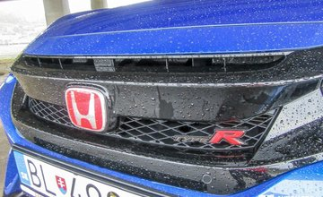 Redakčný test Honda Civic Type R