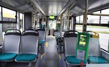 Uvedenie nových trolejbusov do prevádzky - 21.11.2017