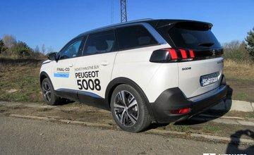 Redakčný test Peugeot 5008