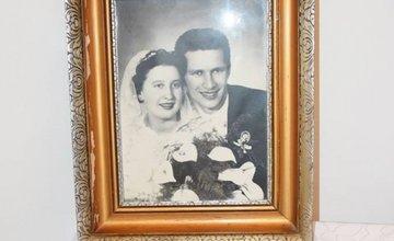 Diamantová svadba manželov Šmárikovcov