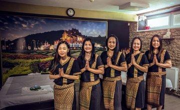 Sabai Dee Žilina - pravá thajská masáž