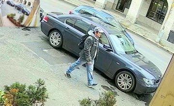Muž podozrivý z lúpeže na Bulvári 3.11.2017