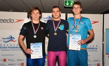 Úspech žilinských plavcov na Majstrovstvách SR