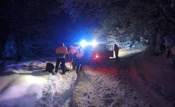 Dvaja českí lyžiari zablúdili na Chlebe 6.12.2017