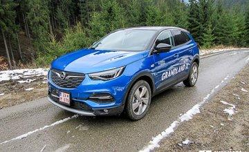 Redakčný test Opel Grandlanx X