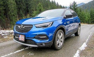 Redakčný test Opel Grandland X