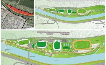 Areál športu Dubeň v Žiline - výsledky architektonickej súťaže