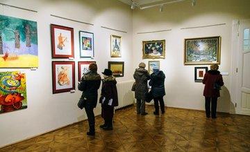 Vianočná benefičná aukcia 2017 v Rosenfeldovom paláci v Žiline