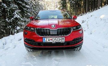 Redakčný test Škoda Karoq