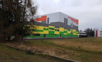 Výstavba projektu Lezecké centrum Žilina