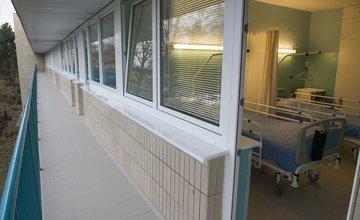 Zrekonštruované ambulancie gastroenterológie a vynovené oddelenie liečebne dlhodobo chorých