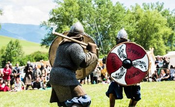 Festival včasného stredoveku Utgard 2018