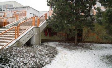 Priestory CO krytu pod základnou školou na Hájiku