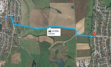 Prepojovaciu cesta medzi Rosinou a Bytčicou bude križovať diaľničný privádzač