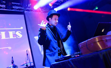 FOTO: II.Swing Ples v Event House