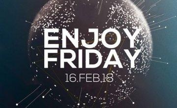 Silný program bude v *enjoyclub-e pokračovať aj 16. a17. februára