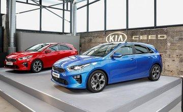 Odhalenie nového modelu Kia Ceed tretej generácie, ktorá sa bude vyrábať v Žiline
