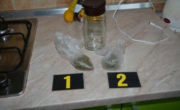 Marihuana v byte 31-ročného muža z Liptova