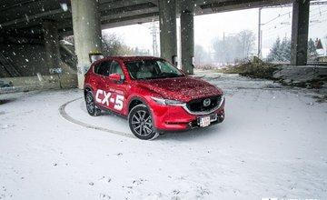 Redakčný test Mazda CX-5