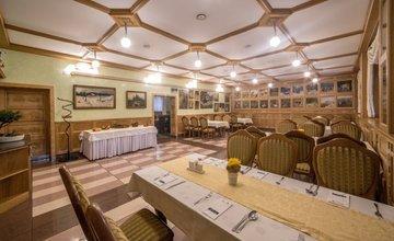 Hotel Diana v obci Stráža pri Žiline