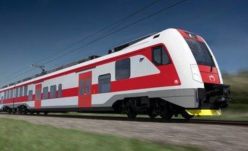 Nové elektrické vlaky ktoré budú jazdiť v Žilinskom kraji