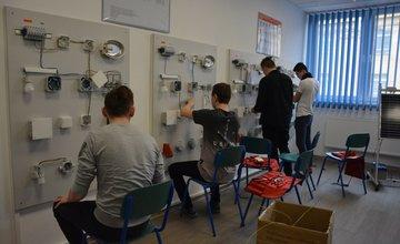 Nové učebne SOŠ stavebná v Žiline