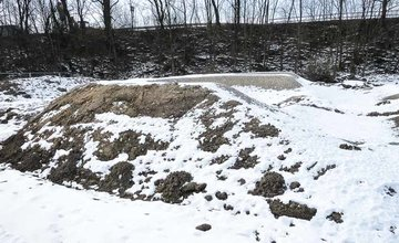 Výstavba pumptrackovej dráhy VD Žilina