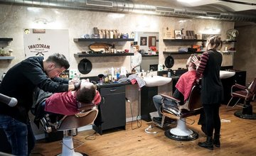 Marcciani Barbershop Žilina - tradičné pánske holičstvo
