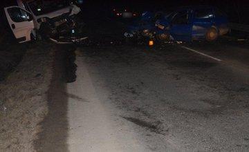 Dopravná nehoda v Oravskej Jasenici - 26. marca 2018