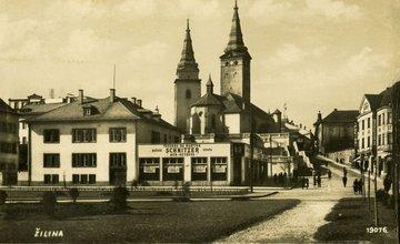 Historické fotografie mesta - 41.časť