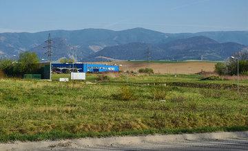 Pripravovaná stavba diaľničného privádzača D1 Lietavská Lúčka - Žilina