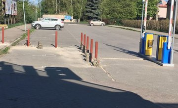 Regulácia parkovania pri predajni Billa na sídlisku Hliny