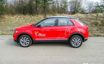 Redakčný test Volkswagen T-Roc