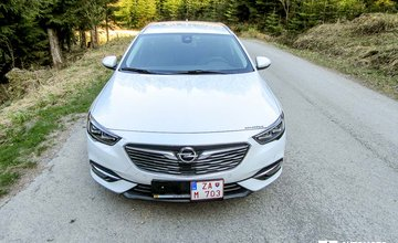 Redakčný test Opel Insignia Sports Tourer