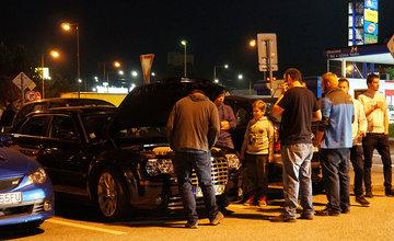 FOTO: V Žiline sa dnes uskutočnil ďalší zraz s názvom Tuning Nie Je Zločin, prebehol bez komplikácií