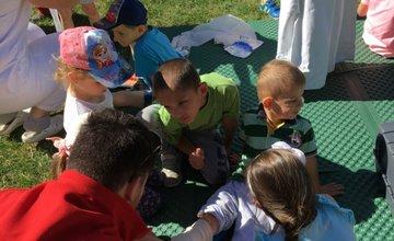 Operátori KOS Žilina učili deti na návšteve v škôlke v Žiline - Zádubní