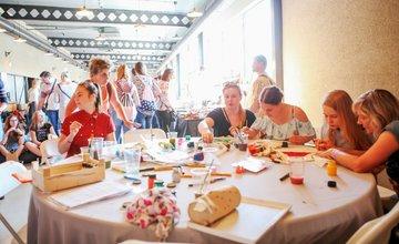 FOTO: Druhý ročník SAShE v žilinskom Event house