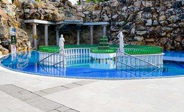 Krst prémiovej minerálnej vody Spa Aqua Aphrodite