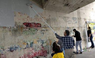 Premena zastávky Antona Bernoláka v Žiline