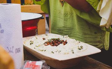 FOTO: MS vo varení a jedení bryndzových halušiek v Terchovej 2018
