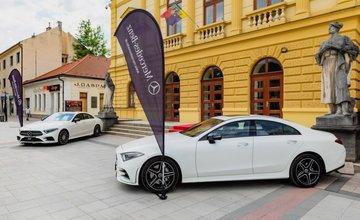 Exkluzívna premiéra novej generácie Mercedes-Benz Triedy A