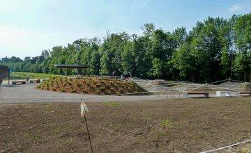 FOTO: Pumptracková dráha na Vodnom diele Žilina je už kompletná, čaká ju kolaudácia