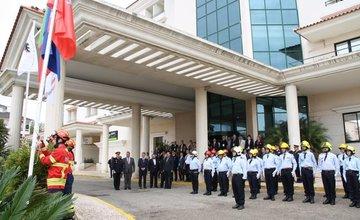 Stredná škola požiarnej ochrany v Žiline mala zastúpenie na medzinárodnej konferencii v Portugalsku