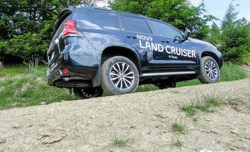 Redakčný test Toyota Land Cruiser