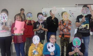 Deti zo špeciálnej školy J. Vojtaššáka navštevovali počas roka knižnicu a učili sa v nej