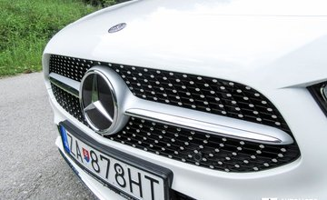 Redakčný test Mercedes-Benz Triedy A