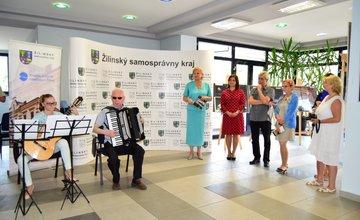 Víťazné práce Krajského kola súťaže AMFO 2018 si môžete pozrieť v budove Úradu ŽSK