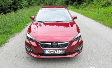 Redakčný test Subaru Impreza